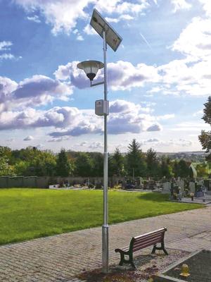 FOTO REALIZACE JD ROZHLASY solarni verejne LED osvetleni Ivanovice na Hane